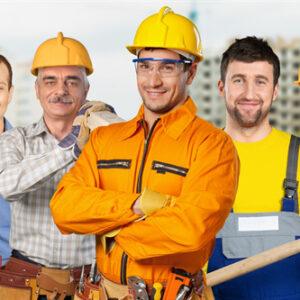 Szkolenie okresowe bhp dla pracowników na stanowiskach robotniczych.